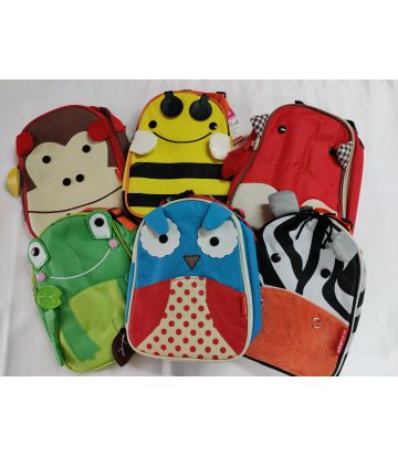 Zoo Pack Lunch Bags