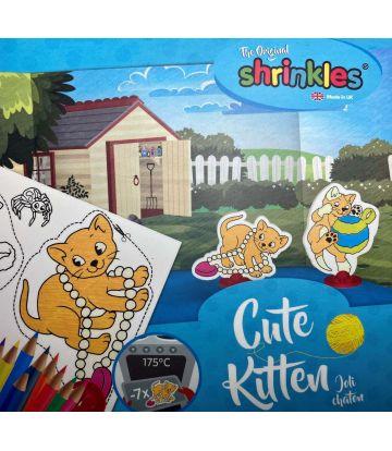 'Cute Kitten' Shrinkles